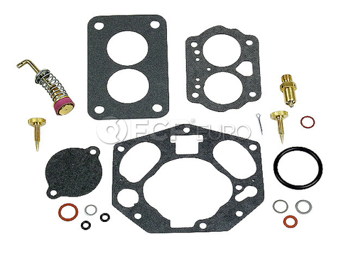Porsche Carburetor Repair Kit (356 356B 356SC 356A) - Walker 61610890201