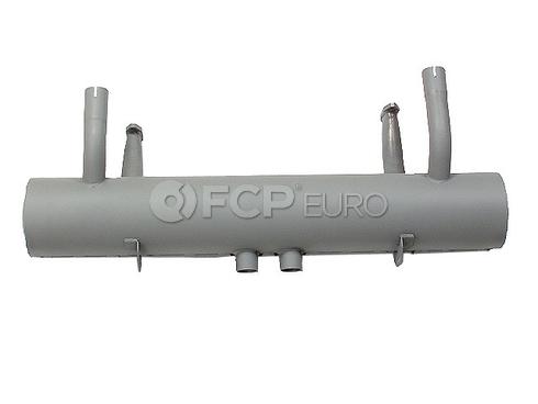 Porsche Exhaust Muffler (356B 356C 912 356SC) - Dansk 61611101005