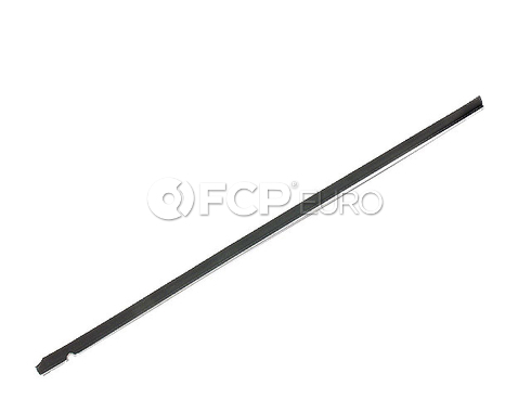 Mercedes Door Window Seal - Genuine Mercedes 1077252865