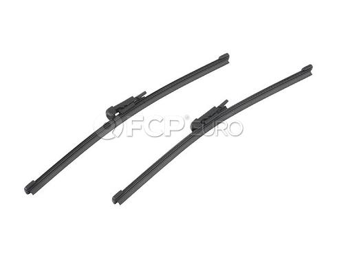 Mini Back Glass Wiper Blade Set - Genuine MINI 61620036625