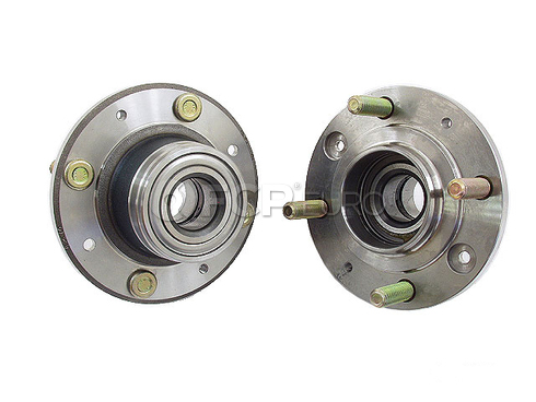 Volvo Wheel Hub Assembly Rear (S40 V40) - SKF 30889072