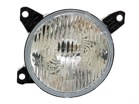 BMW Headlight High Beam Front Right (E32 E34) - Hella 63121382400