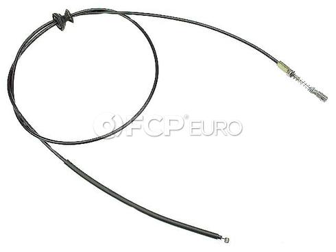 Mercedes Hood Release Cable (380SL 380SLC 450SL 450SLC 560SL) - Gemo 1078800359