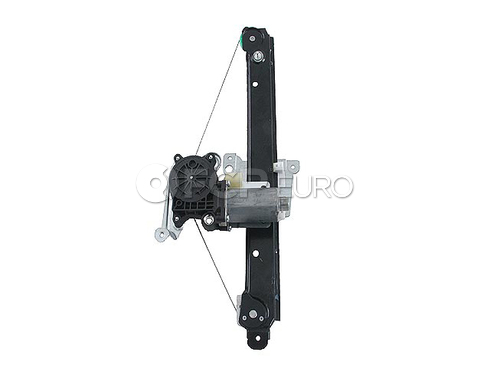 Volvo Window Regulator Rear Left (S60 S80 V70 XC70) - Genuine Volvo 31253719