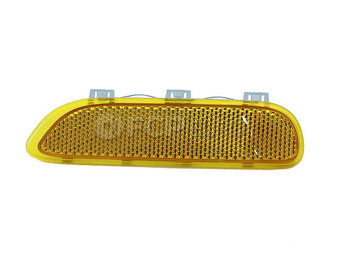 BMW Side Marker Light Front Left (323Ci 325Ci 328Ci 330Ci) - Genuine BMW 63148383011