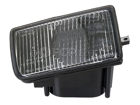 BMW Fog Light Lens Right (525i 530i 535i 540i) - Hella 63171384234