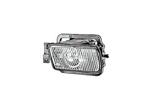 BMW Fog Light Right (E34) - Hella (OEM) 63178360942