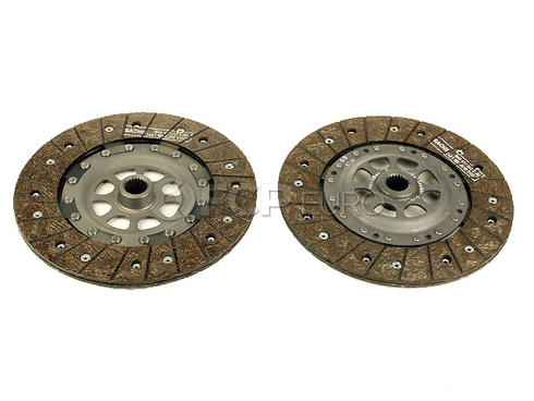 Audi VW Clutch Friction Disc - Sachs SD80006