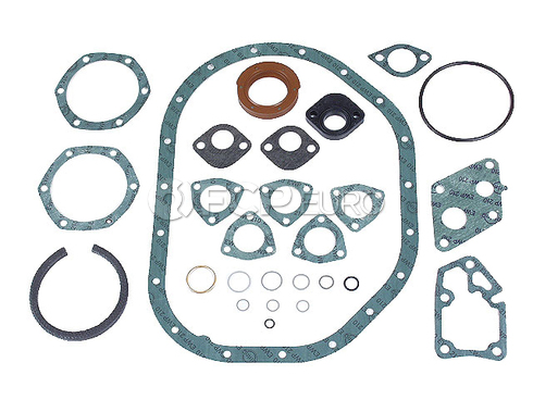 Mercedes Short Block Gasket Set (280 280C 280CE 280E) - Elring 1100109508