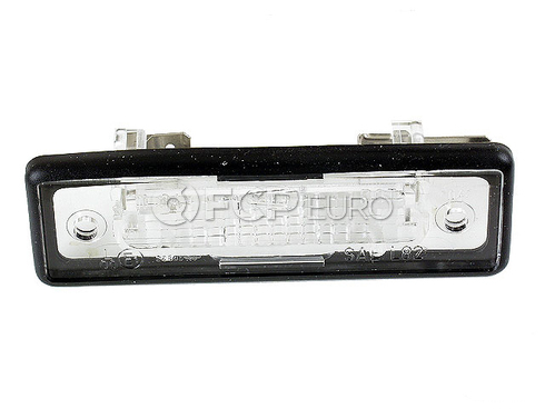 BMW License Plate Light - Hella 63261354665