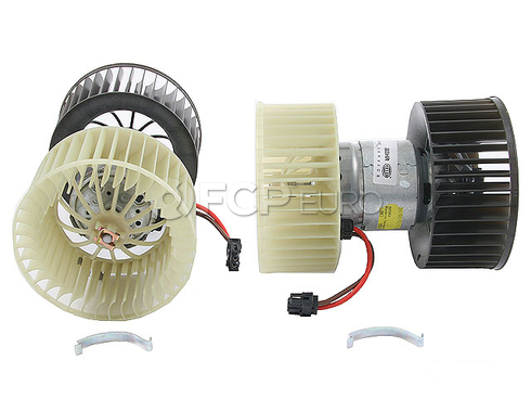 BMW Blower Motor Assembly - Behr 64119204154