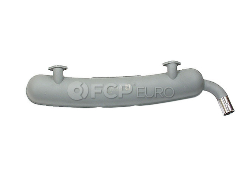 Porsche Exhaust Muffler (911) - Dansk 91111102500
