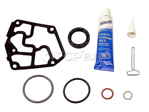 VW Crankcase Gasket Set Diesel (Golf Jetta Beetle) - Reinz 038198011