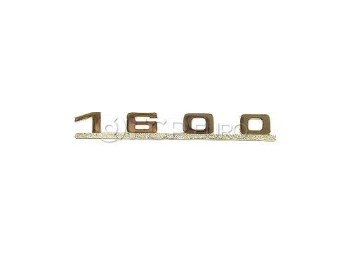 Porsche Emblem (356B 356C 356SC 356 356A) - OEM Supplier 64455931100