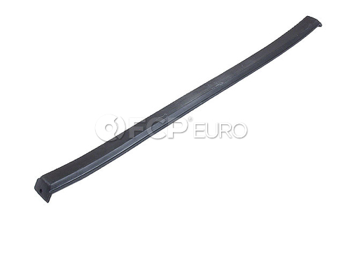 Porsche Bumper Impact Strip Front Center (911 912 930) - OEM Supplier 91150514703