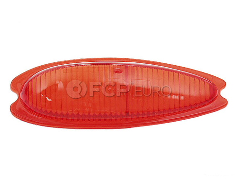 Porsche Tail Light Lens (356A 356B 356C 356SC) - OEM Supplier 64463142100