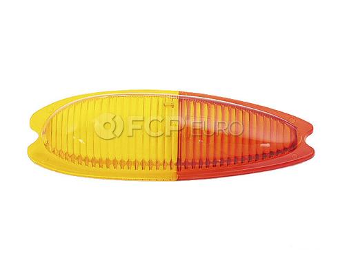 Porsche Tail Light Lens (356A 356B 356C 356SC) - Economy 64463142110