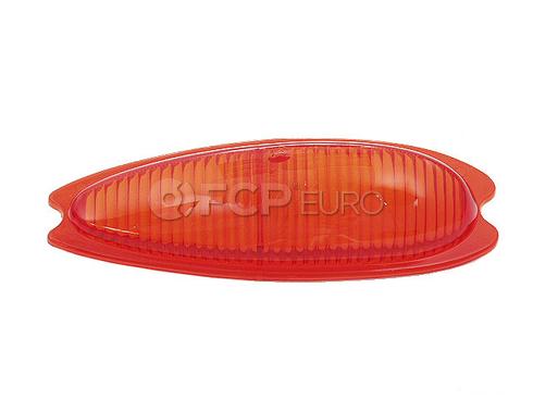 Porsche Tail Light Lens (356A 356B 356C 356SC) - OEM Supplier 64463142200