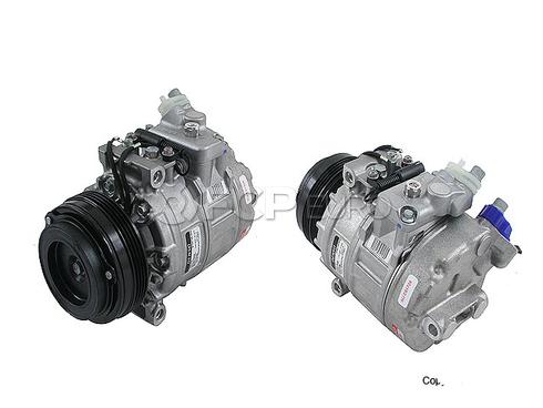 BMW A/C Compressor w/Clutch (E46 E83) - Behr 64526936883