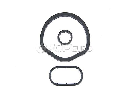 Mercedes Oil Cooler Seal Kit (C240 C280 C320 E320) - Meistersatz 1121849961