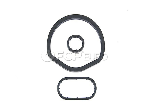 Mercedes Oil Cooler Seal Kit (C240 C280 C320 E320) - Meistersatz 1121849961