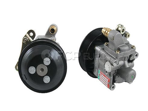 Mercedes Power Steering Pump (C32 AMG) - Genuine Mercedes 1124660101