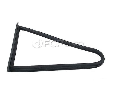 Porsche Side Window Seal Left (911) - OEM Supplier 91154303501