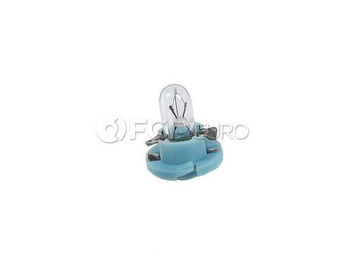 BMW Instrument Panel Light Bulb - Genuine BMW 65811374495