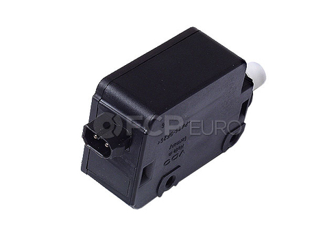 BMW Fuel Door Lock Actuator - VDO 67116987625