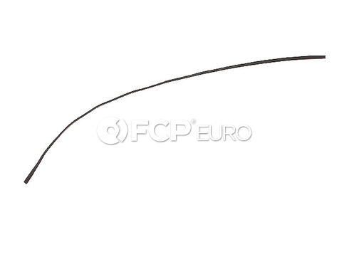 Porsche Sunroof Seal Rear (911 930) - OEM Supplier 91156419300