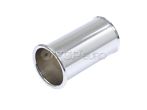 BMW Exhaust Tail Pipe Chrome Tip (528i 630CSi 633CSi 533i) - Genuine BMW 82119413972