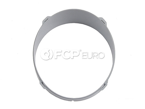 Porsche Headlight Door Trim Ring (911 912 930) - Hella 91163113301