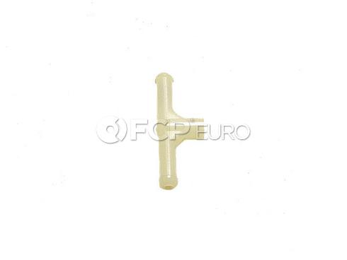 Mercedes Windshield Washer Hose T Connector - Genuine Mercedes 1158690024