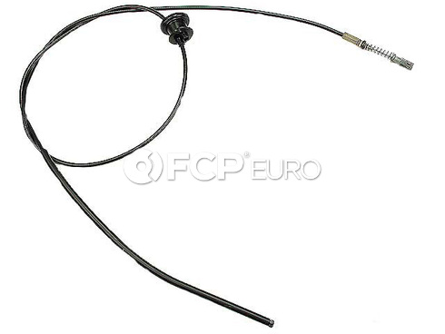 Mercedes Hood Release Cable (220D 250 300D) - Gemo 1158800159