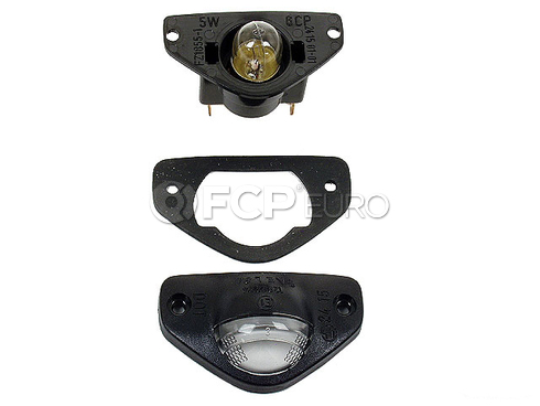 Porsche License Light (911 912 914) - ULO 91163162004