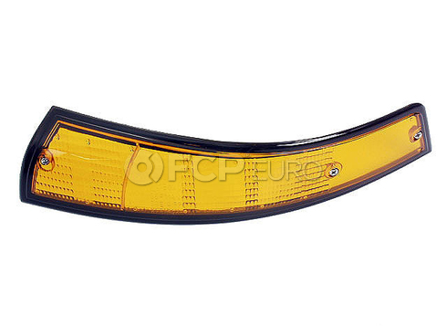 Porsche Turn Signal Light Lens (912 911) - Genuine Porsche 91163194700