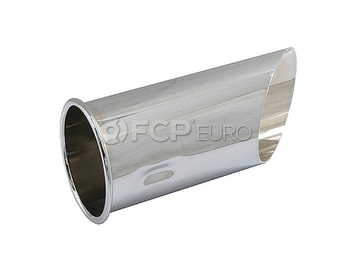 Porsche Exhaust Tail Pipe Chrome Tip (911) - Dansk 90111124501