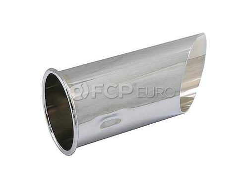Porsche Exhaust Tail Pipe Chrome Tip (911) - Dansk 90111124501
