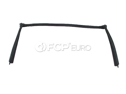 Porsche Targa Top Seal (911 912 930) - OEM Supplier 91179956580