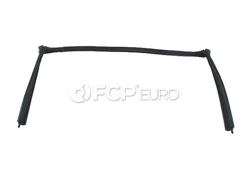 Porsche Targa Top Seal (911 912 930) - OEM Supplier 91179956580