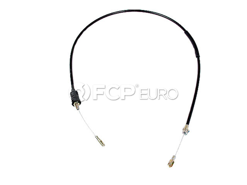Porsche Parking Brake Cable Right (914) - Gemo 91442455201
