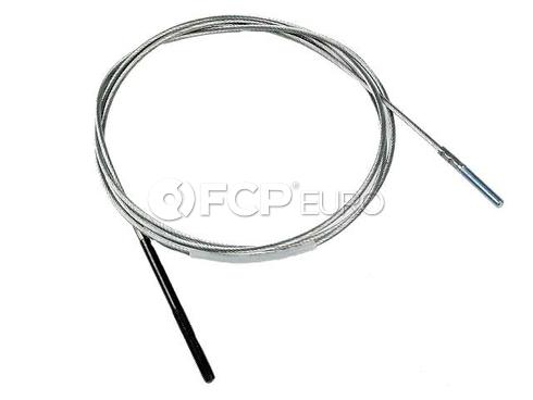 Porsche Clutch Cable (911 912) - Gemo 90142340101