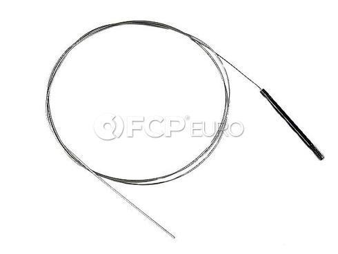 Porsche Hood Release Cable (911) - Gemo 90151107320