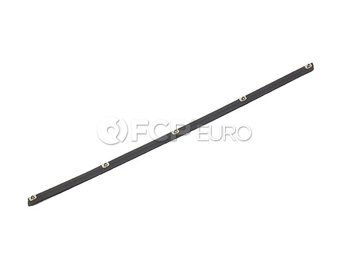 Porsche Door Window Seal Left (911 912 930) - OEM Supplier 90153193520