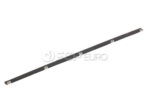Porsche Door Window Seal Right  (911 912 930) - OEM Supplier 90153193620