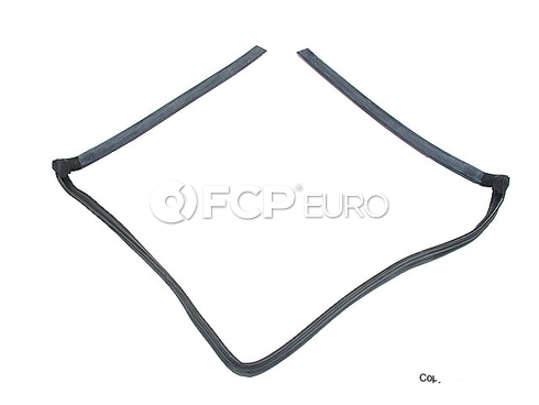 Porsche Targa Top Seal (914) - OEM Supplier 91456303910
