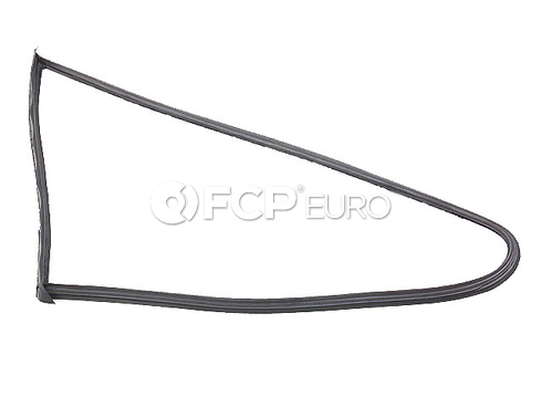 Porsche Side Window Seal Left (911 912) - OEM Supplier 90154390120