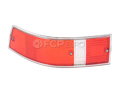 Porsche Tail Light Lens (911) - Genuine Porsche 90163190504