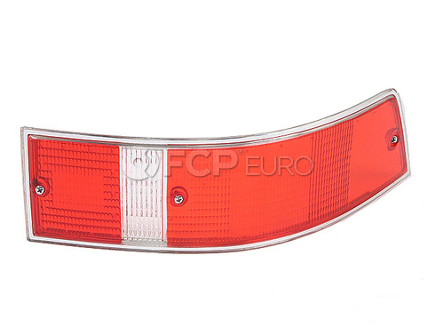 Porsche Tail Light Lens (911) - Genuine Porsche 90163190604