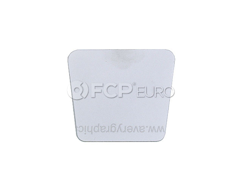 Porsche Interior Rear View Mirror Adhesive Pad (911 912 914) - OEM Supplier 90173113320